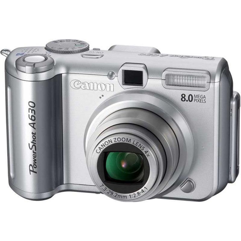 Фотоаппарат Canon A630 Инструкция