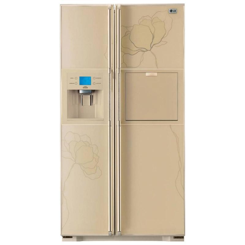 встраиваемые двухкамерные холодильники lg